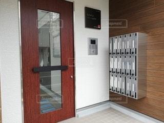 ドアのクローズアップの写真・画像素材[2998994]