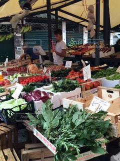 ヴェネチアの市場の写真・画像素材[2646118]