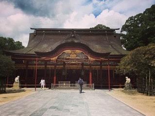 神社の写真・画像素材[101994]