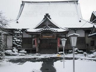 寺の写真・画像素材[107836]