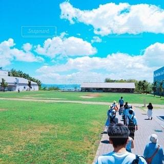 オープンキャンパスの写真・画像素材[2650480]