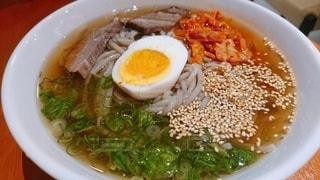別府冷麺の写真・画像素材[3011733]