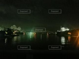 四日市工場夜景の写真・画像素材[2674245]