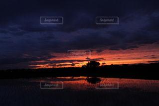 夕日の写真・画像素材[121048]