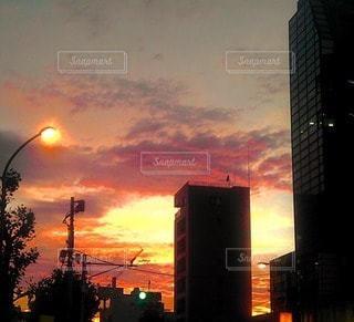 空の写真・画像素材[105639]