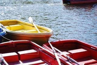 ボートの写真・画像素材[2699916]