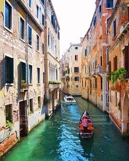 ベネチアの風景の写真・画像素材[2661148]