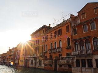午後のベネチアの写真・画像素材[2689686]