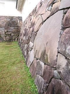 石垣の写真・画像素材[2734563]