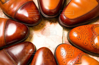 革靴の写真・画像素材[2798166]