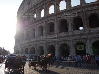 コロッセオの写真・画像素材[2670622]