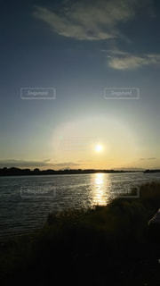 夏秋の空の写真・画像素材[2671508]