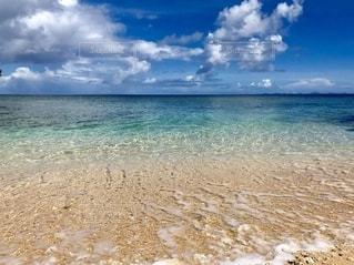 沖縄の海の写真・画像素材[2658146]