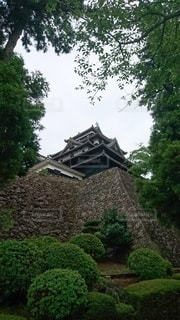 松江城の写真・画像素材[2659190]