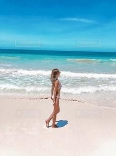 ラニカイビーチの写真・画像素材[2661482]
