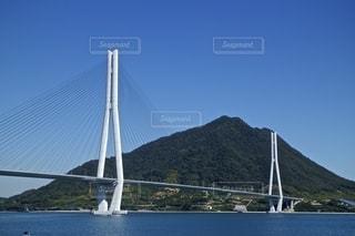 多々羅大橋の写真・画像素材[2676469]