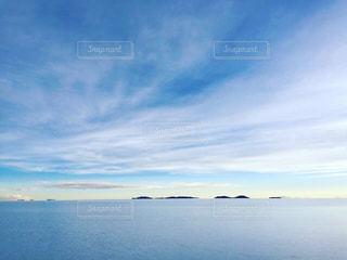 変わりゆくウユニ塩湖の写真・画像素材[2668523]