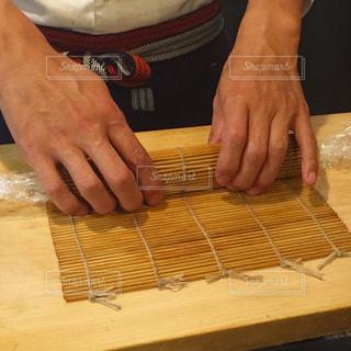 巻き寿司の写真・画像素材[2668704]
