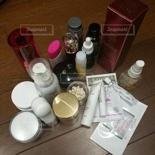 化粧品たくさんの写真・画像素材[2670772]