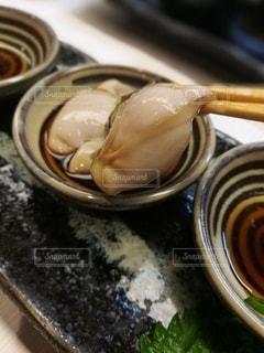 シズル感溢れる生牡蛎の写真・画像素材[2778268]