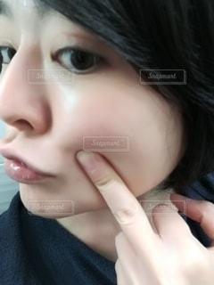 美肌の女性の写真・画像素材[2778272]