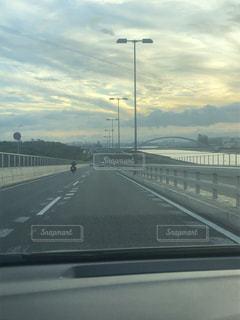 高速道路の眺めの写真・画像素材[2792781]