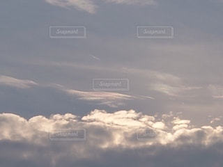 空の雲の群の写真・画像素材[3519785]