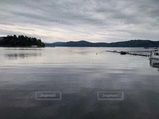 湖の写真・画像素材[3699876]