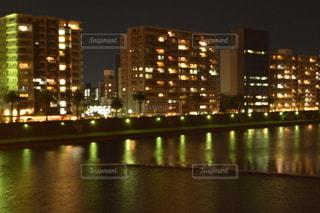 橘橋から撮る大淀川の写真・画像素材[2747573]