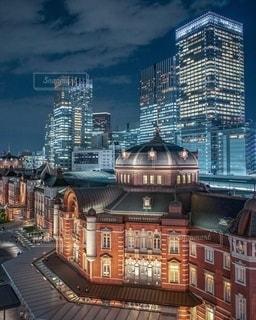 東京駅の写真・画像素材[2676656]