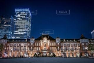 東京駅の写真・画像素材[2676658]