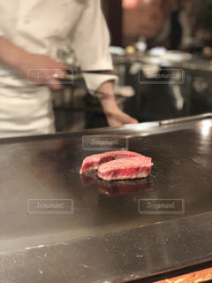食べ物の皿の写真・画像素材[2691422]
