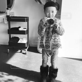 カメラBOYの写真・画像素材[2676749]