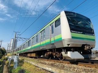 横浜線の写真・画像素材[2693611]