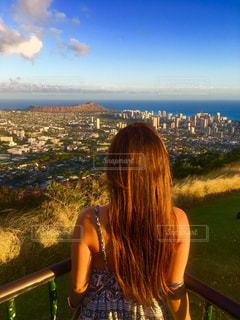 ハワイのタンタラスの写真・画像素材[2680006]