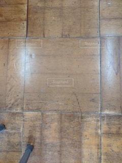教室の床の写真・画像素材[2695577]