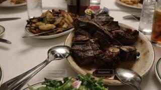 ステーキ肉料理ハワイの写真・画像素材[3128999]