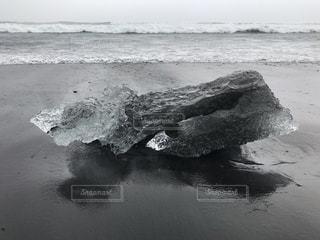 流氷の写真・画像素材[2685145]