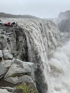 アイスランドの大自然の写真・画像素材[2694776]