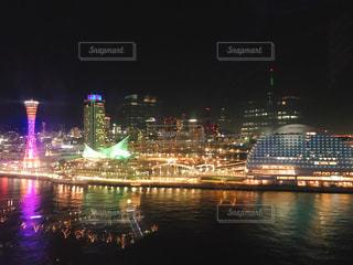 神戸夜景の写真・画像素材[2703332]