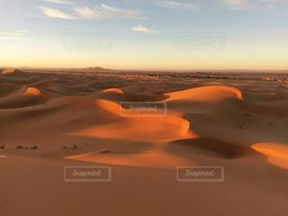 サハラ砂漠🏜の写真・画像素材[2686499]