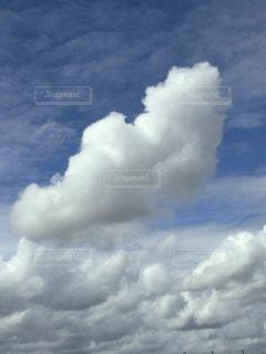 雲の群れの写真・画像素材[2686649]