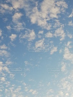 秋空 秋雲の写真・画像素材[2686860]