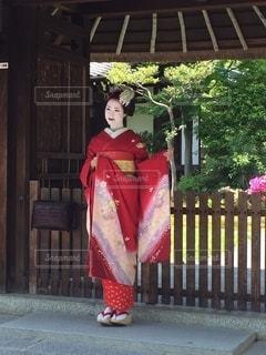 舞妓体験の写真・画像素材[2690472]