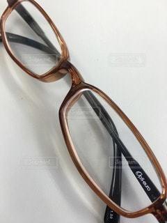 眼鏡の写真・画像素材[112883]