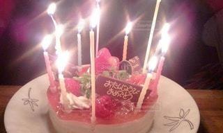 ケーキの写真・画像素材[113323]