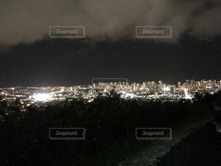 ハワイの夜景の写真・画像素材[2690167]