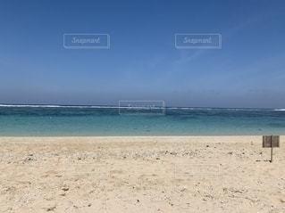 プライベートビーチの写真・画像素材[2690751]