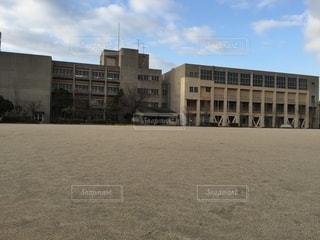 大きな建物の写真・画像素材[2689440]