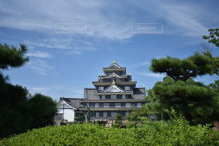 岡山城天守閣の写真・画像素材[2712157]